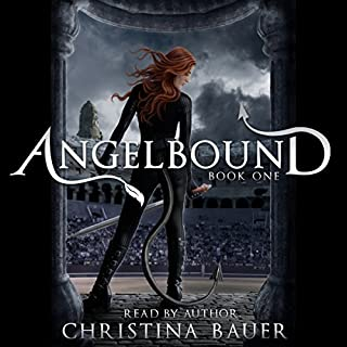 Angelbound     Angelbound Origins, Book 1              By:                                                                                                                                 Christina Bauer                               Narrated by:                                                                                                                                 Christina Bauer                      Length: 14 hrs and 48 mins     18 ratings     Overall 4.6