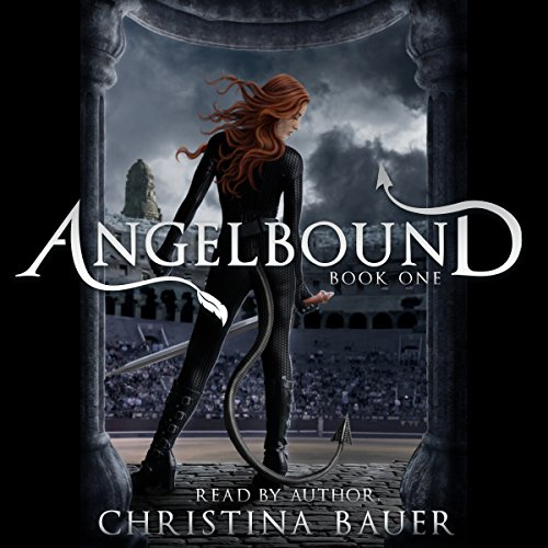 Couverture de Angelbound