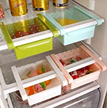 Fridge and Table Storage Organizer (color may vary)