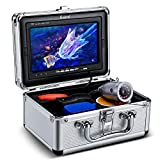 Eyoyo Underwater Fishing Camera 7 inch Color Screen 1000TVL Waterprood IR Camera