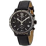 Tissot Reloj de hombre cuarzo suizo 42mm correa de cuero T0954173605702