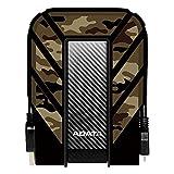 ADATA HD710M Pro 1TB USB 3.2 Rugged Waterproof/Dustproof/Shockproof External Hard Drive AHD710MP-1TU31-CC (Camouflage)