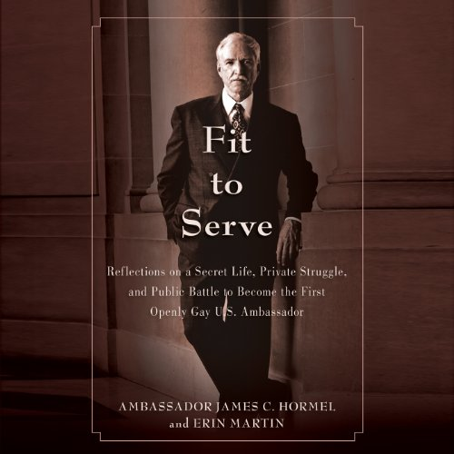 Fit to Serve audiobook cover art