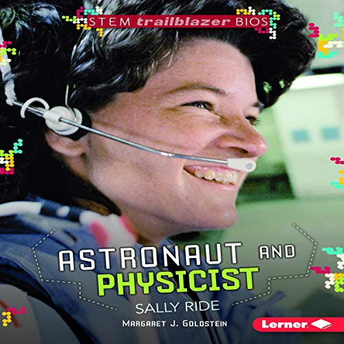 Astronaut and Physicist Sally Ride cover art