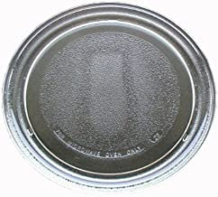 Sunbeam apta para microondas de cristal Tocadiscos placa/bandeja 93/4