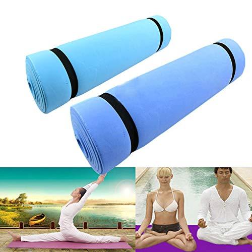 1 x feuchtigkeitsbeständige, umweltfreundliche Schlafmatratze, Yogamatte.