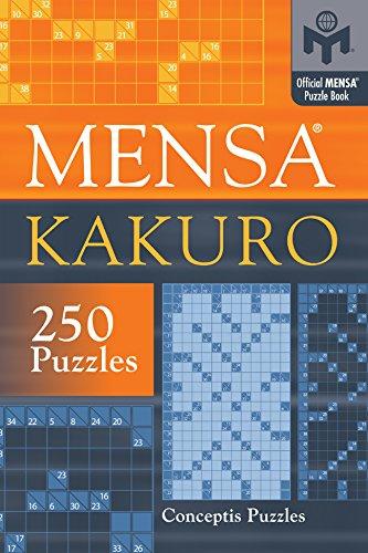MENSA(R) KAKURO (Official Mensa Puzzle Book)