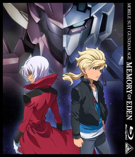 機動戦士ガンダムAGE MEMORY OF EDEN [Blu-ray]