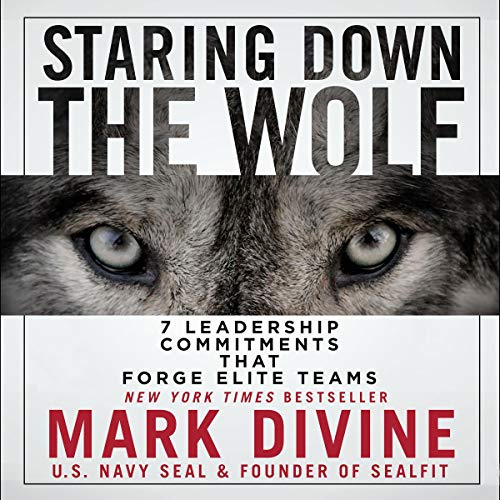 Staring Down the Wolf cover art