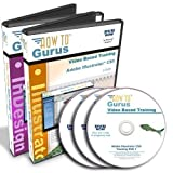 ► Learn brand-new Illustrator CS5 skills, Beginner to Advanced ► Find the answers you need with our easy to use Illustrator CS5 Tutorial ► Faster and Easier than trying to learn from a book ► Over 32 hours of Illustrator CS5 Training on 4 DVDs 414 vi...