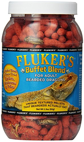 Fluker's 76041 Buffet Blend Adult Bearded Dragon Formula