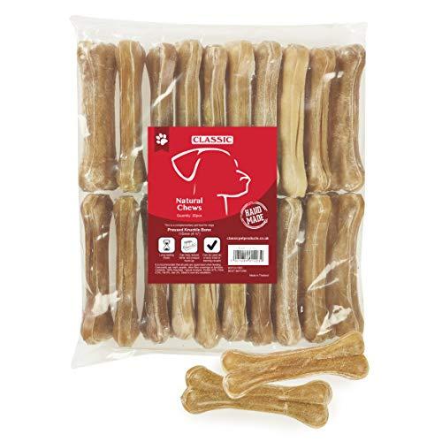 Classic Caldex Snack Perro Huesos de Piel de Buey - 900 gr