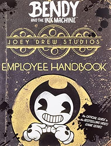 Joey Drew Studios Employee Handbook (Bendy and the Ink...