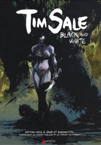 Tim Sale-Black and white