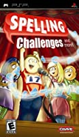Spelling Challenges and More (輸入版:北米) PSP