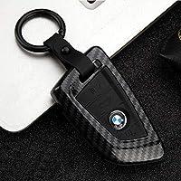 MIOAHD BMW X1 X3 X5X6シリーズ用車のリモートコントロール保護カバー、車のキーケースクラスプ1 2 5 7 F15F16 E53 E70 E39 F10 F30 F48 F39 G30