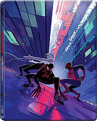 Spider-Man: Un Nuevo Universo - Edición Especial Metal  (BD + BD Extras) [Blu-ray]