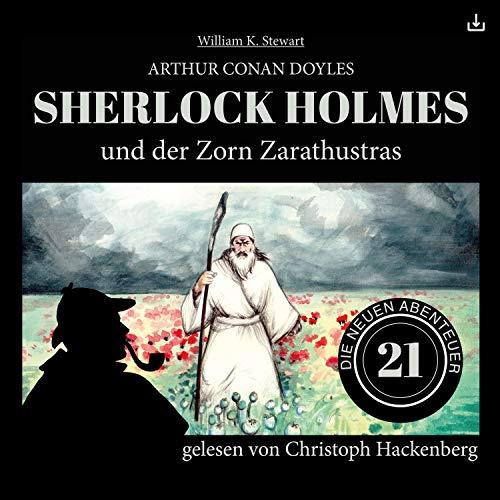 Sherlock Holmes und der Zorn Zarathustras Titelbild