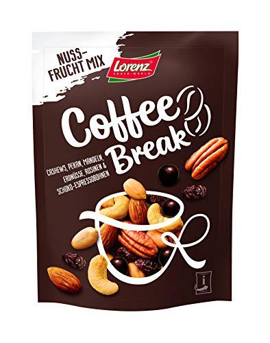 Lorenz Snack World Nuss Frucht Mix Coffee Break, 11er Pack (11 x 100 g)