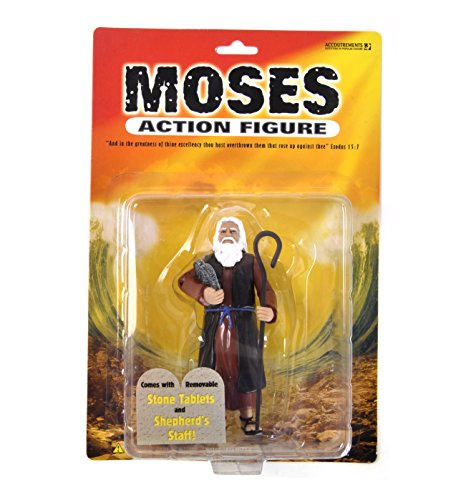 Accoutrements Moses Action Figure