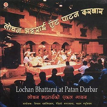 Lochan Bhattrai at Patan Durbar