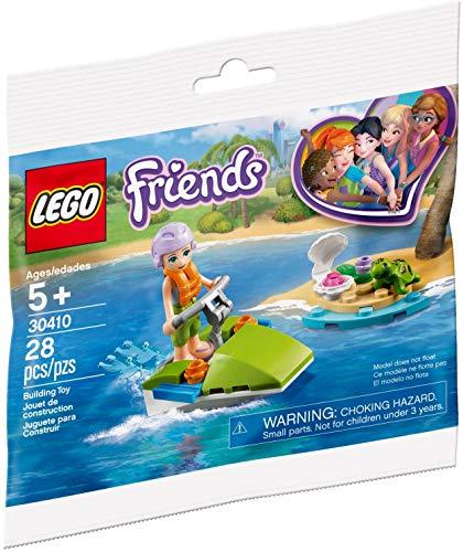 LEGO® - Sets - Friends - 30410 - Mias Schildkröten-Rettung