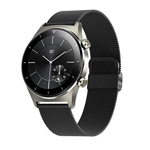Yumanluo Smart Band Smart Watch,Pulsera de la Foto de Bluetooth, Reloj-A de la Prenda Impermeable del Ejercicio de la supervisión de la Salud,Pulsera Inteligente con Pulsómetro
