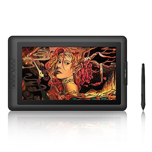 XP-PEN Artist 15.6 Grafiktablet mit 1080x1920 IPS Pen Display 8192 Druckstufen batteriefreier Stift zum digitalen Zeichnen/schreiben