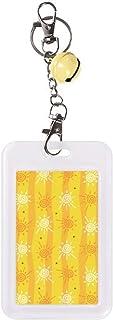 Sun Sunshine - Funda Protectora para Tarjeta de crédito, diseño de Cascabel Amarilla
