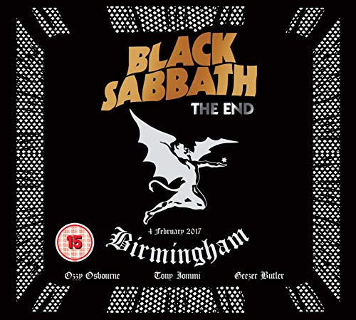 The End (Live in Birmingham) (Inkl. CD)