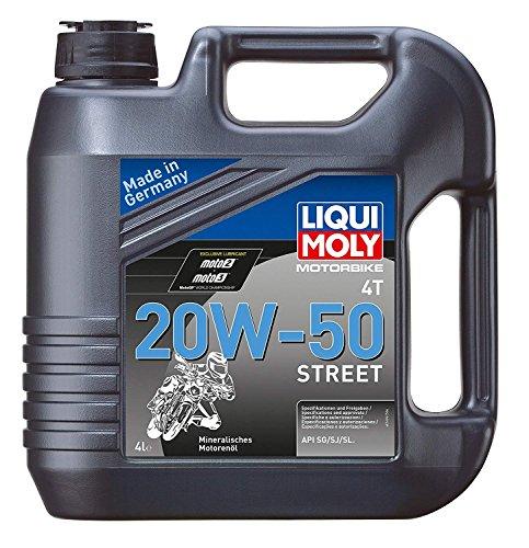 4-?Takt Motoröl 20W-50 Street 4T (4 L) Liqui Moly 1696