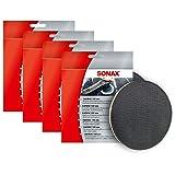 SONAX 4X 04506050 Clay Disc Lackpflege
