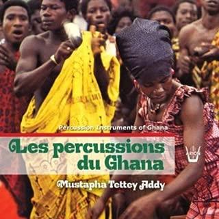 Percussion Instruments Du Ghana