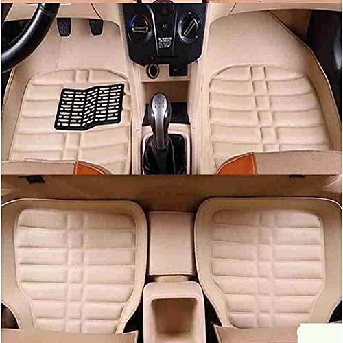 LUVCARPB Alfombrillas Interiores del Coche, aptas para Peugeot 5008 308 307 508...