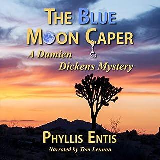 The Blue Moon Caper cover art