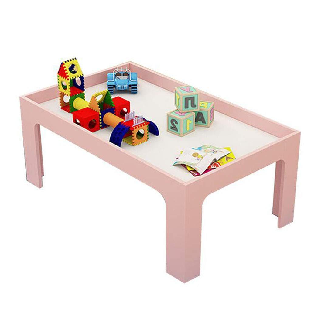 Juegos de mesas y sillas Juguetes para niños Mesas de Madera Mesas y sillas para niños de hasta 8 años Juegos multifuncionales, mesas y sillas de Madera Los Mejores Regalos para niños: