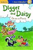 Digger and Daisy Go On a Picnic (I Am a Reader: Digger and Daisy)