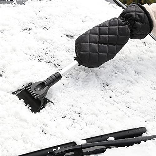 Eiskratzer Mit Handschuh, Winter Kratzer...