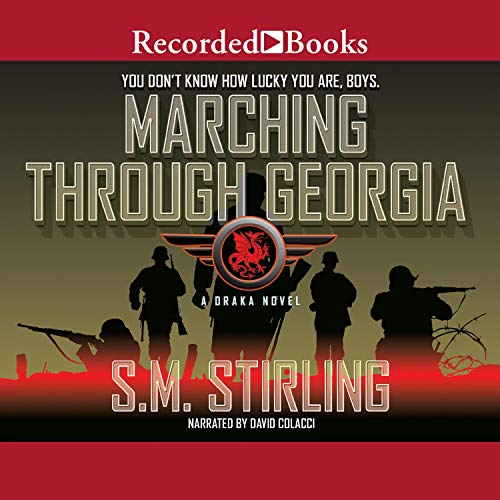 Marching Through Georgia  By  cover art