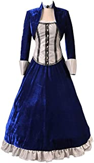 TISEA Women's Hot First-Person Shooting Game Film Cosplay Costume