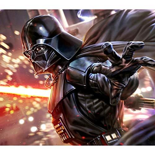 Star Wars Darth Vader Puzzles Jigsaw Intellectual Freizeit Puzzle Kreativität Geschenke (Size : 300Pieces)