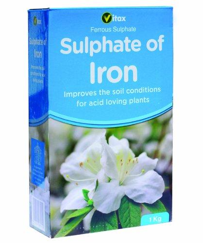 Vitax Sulfat aus Gusseisen 1kg