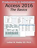 Access 2016: The Basics