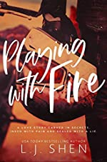 Playing with Fire: A Bad Boy College Romance