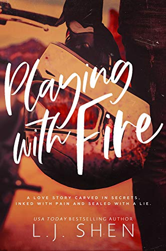 Playing with Fire: A Bad Boy College Romance (English Edition)