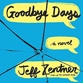 Goodbye Days cover art