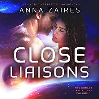 Close Liaisons audiobook cover art