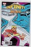 Infinity Countdown Adam Warlock #1 (2018) Variant