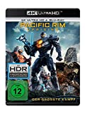 Pacific Rim - Uprising (4K UHD Blu-ray)