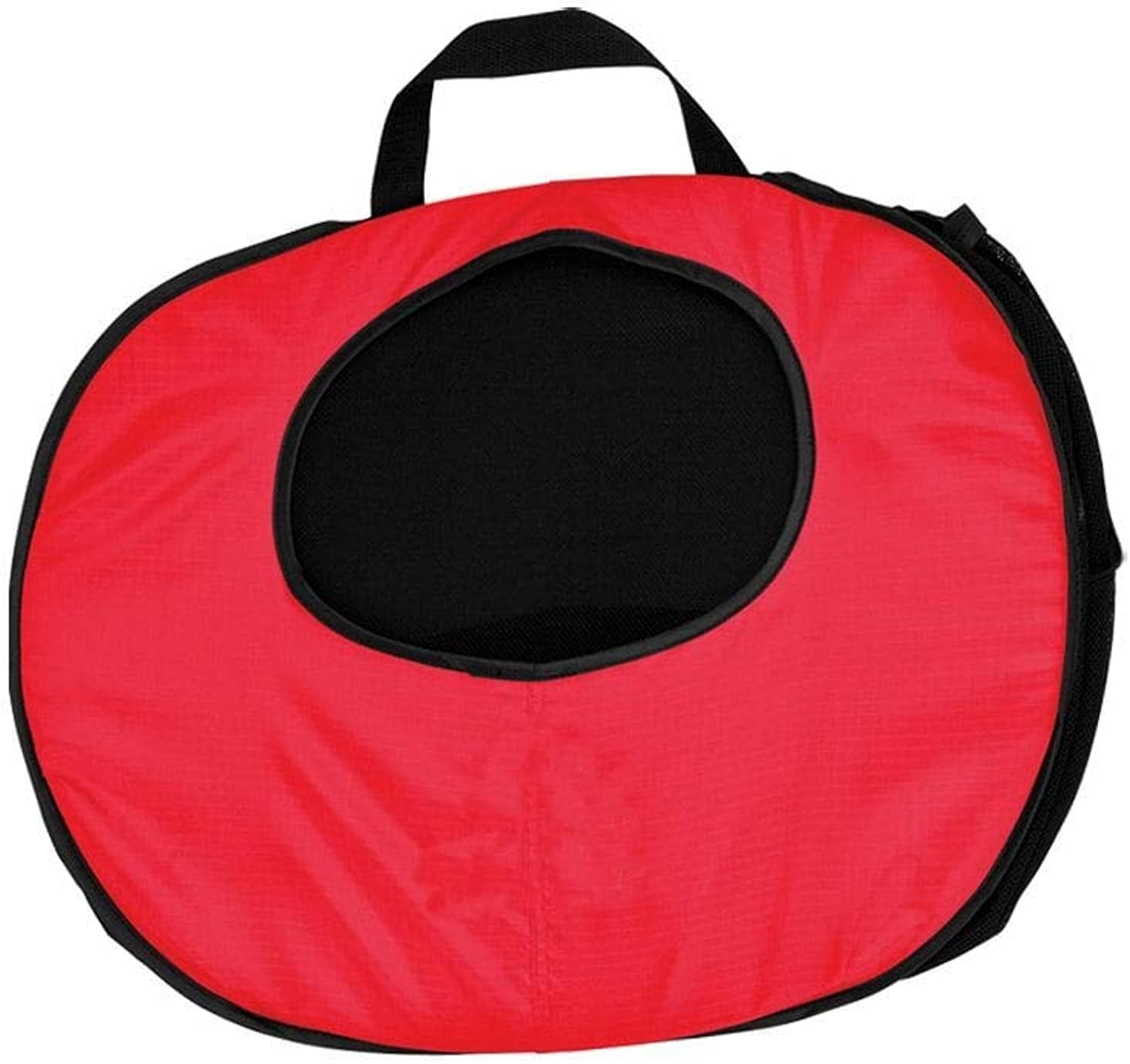 Collapsible Pet Carrier (Red) by Superdeals Store